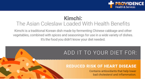 Kimchi: A nutrient boost for better digestive and heart health