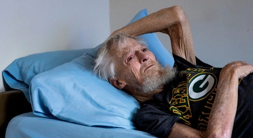 As homeless Washingtonians near the end of life, hospice workers offer comfort wherever needed
