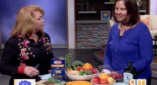 Becky McCarver Featured on KATU Family Matters: What You're Not Eating is Bad