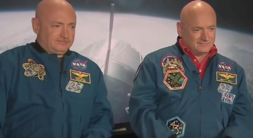 Providence researcher plays key role in NASA twins study