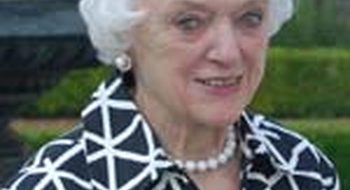 Providence remembers Elsie Franz Finley