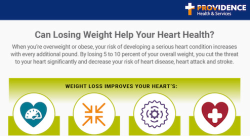 The surprising ways losing weight can aid your heart