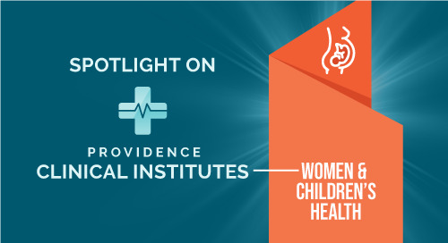 Spotlight on our Women & Children's Clinical Institute