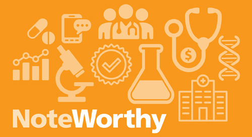 Noteworthy - August 2021
