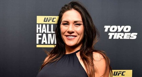 Cat Zingano steps out of the ring for Q&A on health and fitness
