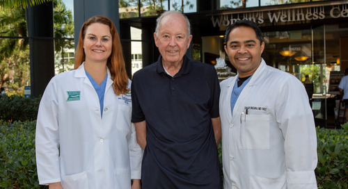 The heart of the matter: Minimally invasive heart procedure gets patients back to their lives quickly