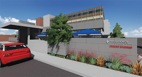 Emergency Department expansion project