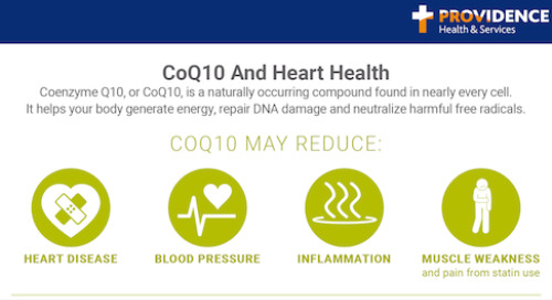 How CoQ10 plays a role in heart health