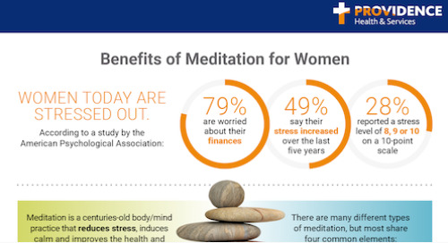 How meditation can address women's health issues