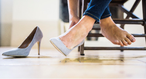 High fashion, or high risk? The effects of high heels on your spine