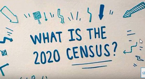 Everyone counts for the 2020 census