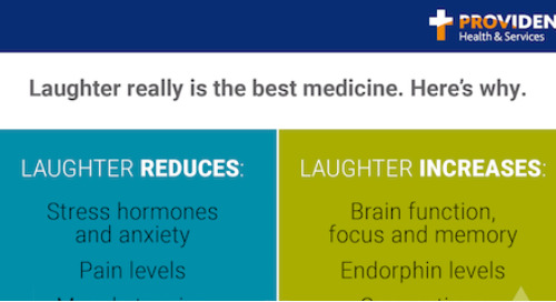 Can laughter help you live longer?