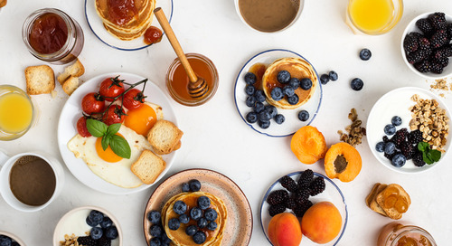 Get some healthy breakfast inspiration from around the world