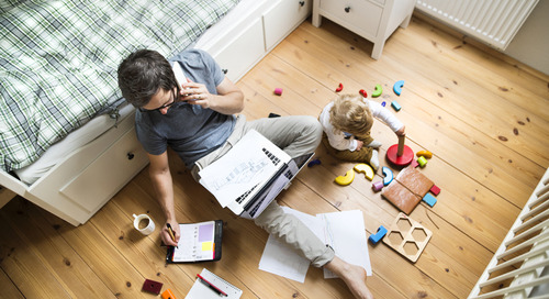 How to work from home, the right way