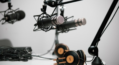 14 podcasts during the time of social distancing