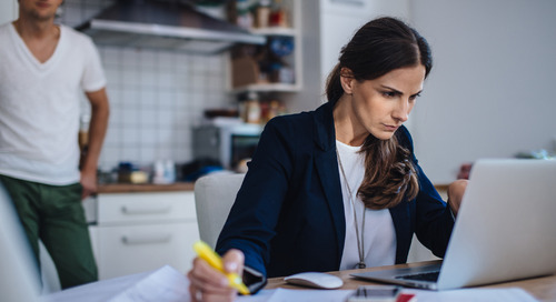 Is your spouse annoying you while working from home? Tips from other couples