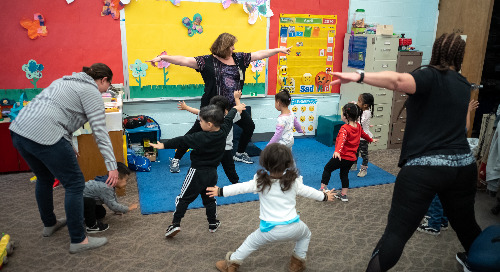 Preschool Mental Health Wellness at CFDC