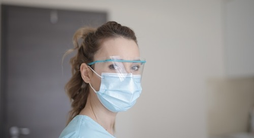Updated 5/5/2020: All caregivers, patients and visitors to wear masks at all times