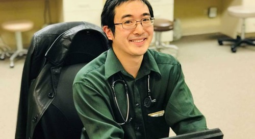 Family Medicine Residency Program Serves Patients at Grace Clinic