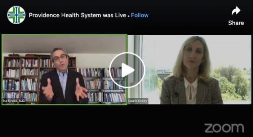 Facebook Live: National Health Care Decision Day and COVID-19