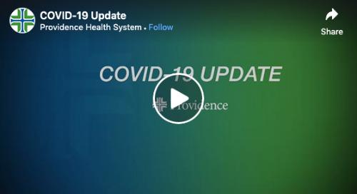 Facebook Live: COVID-19 Update