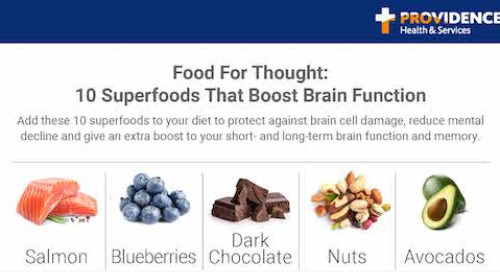 10 superfoods that boost brain function
