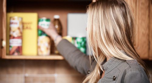 How to stock your pantry, fridge and freezer