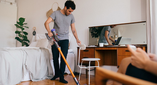 How your new cleaning habits are helping you stay healthy