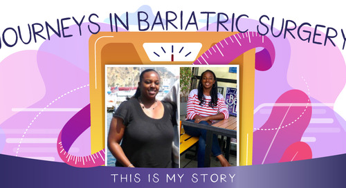 Journeys in bariatric surgery: Mia's story