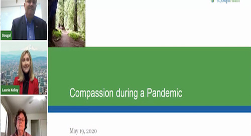 Compassion during the time of COVID-19