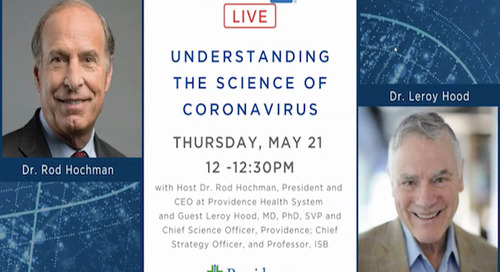 The science of COVID-19: Genetics, testing and developing a vaccine