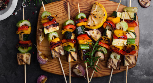 Heart-healthy eating with fresh summer produce
