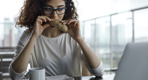 Tips for beating stress eating