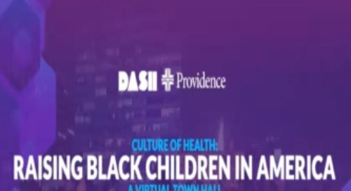 Raising black children in America: Virtual Town Hall