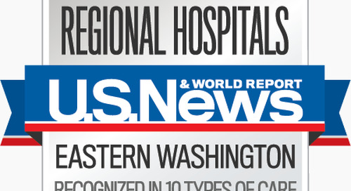 U.S. News & World Report recognizes Providence Sacred Heart Medical Center & Children's Hospital and Holy Family Hospital