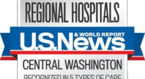 Kadlec Named Best Hospital in Central Washington for 2nd Straight Year