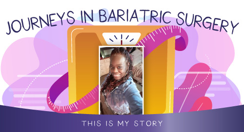Watch video: Journeys in bariatric surgery - Ingga's story