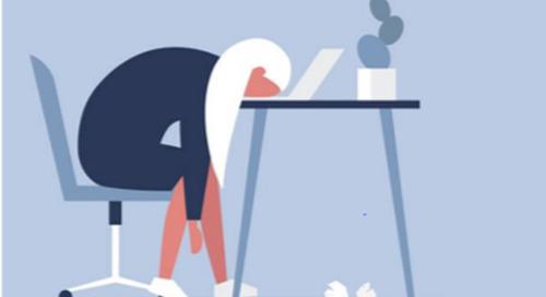 Healthcare worker burnout & self-care