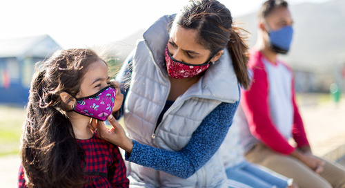 Why wearing a mask is still a smart practice