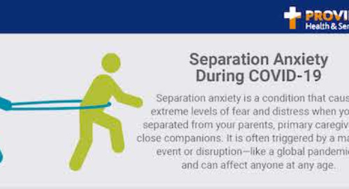 Battling separation anxiety during COVID-19