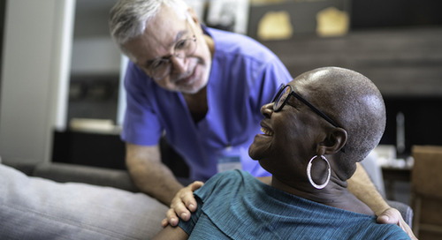 Home infusion therapy:  How we're keeping you healthy and safe with convenient treatment