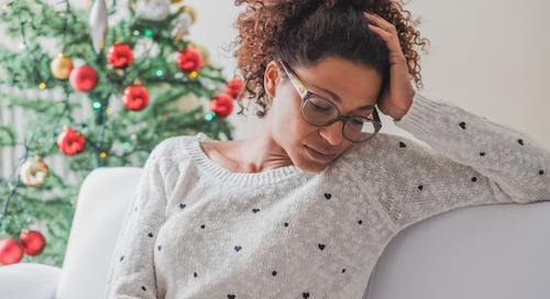 A pandemic holiday: Managing the stress