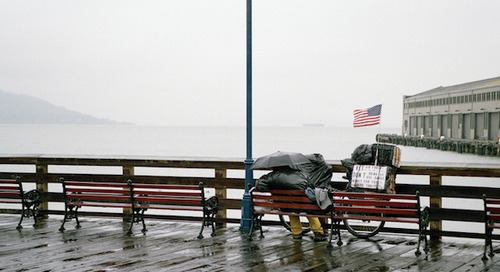 The hidden crisis of veterans without a home