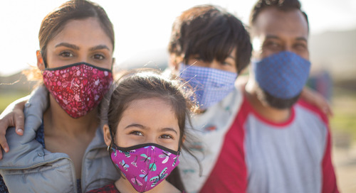 Prioritize safety this holiday season: Wear your mask