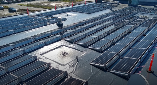 Providence Centralia Completes State's Largest Solar Array