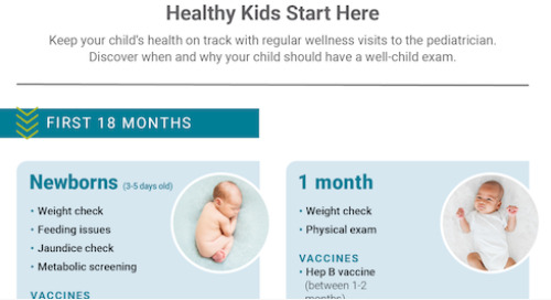 Vaccines, well visits for kids matter more than ever