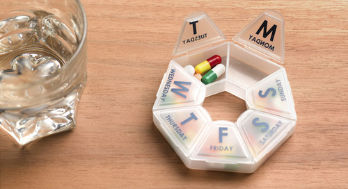 Four strategies for managing your medications
