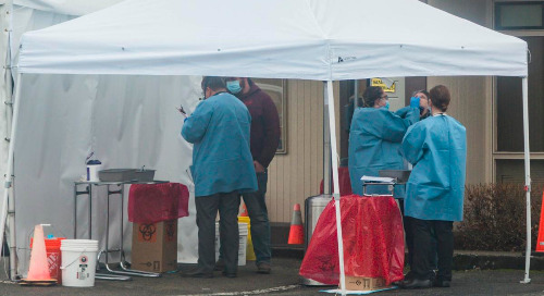 'I've Been Praying For This': Lewis County Prepares for Vaccine Distribution