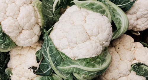 Cauliflower: More than broccoli's paler counterpart
