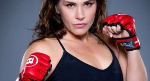 Dealing with PTSD: A real-life story from UFC fighter Cat Zingano